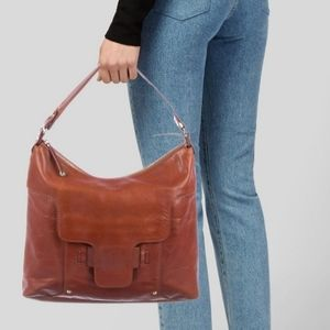 GORGEOUS Kate Spade Cognac Leather Hobo